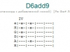 Аккорд d6add9