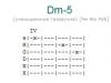 Аккорд dm-5