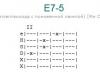 Аккорд e7-5