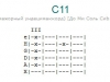 Аккорд c11