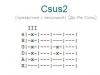 Аккорд csus2