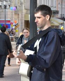 Сайт гитариста из Нижнего Новгорода