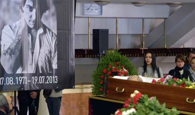 понихида Михаила Горшенева - лидера группы КиШ