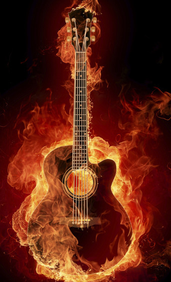 Видео уроки игры на гитаре онлайн.