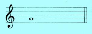 Скрипичный ключ - Соль