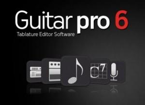 программа для гитары Guitar PRO 6