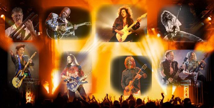 Лучшие гитаристы мира!