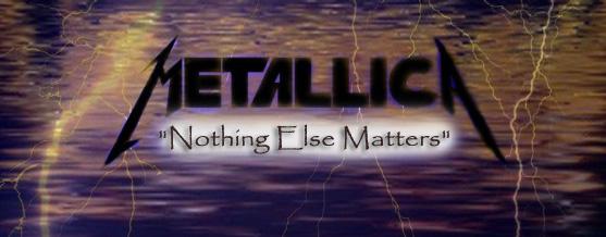 """Nothing Else Matters"" (Metallica), табулатура"