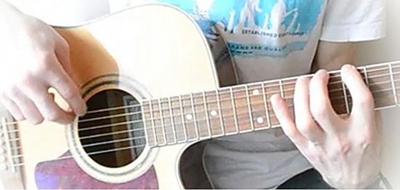 Упражнения для гитары!