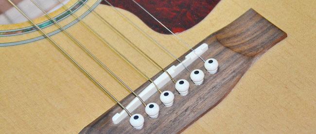 Замена (установка) струн на