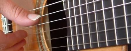 Видео-уроки игры на классической гитаре