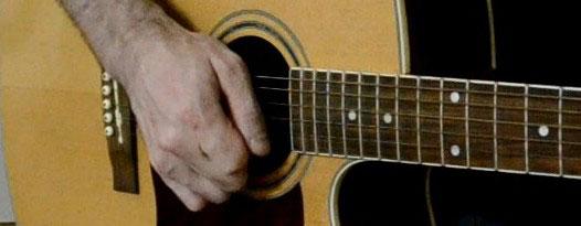Как глушить на гитаре