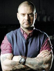 Сергей Михалок - солист группы Ляпис Трубецкой