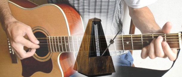 отточите чувство ритма (советы начинающему гитаристу)