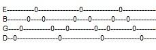 Упражнения для гитары -7 (арпеджио)