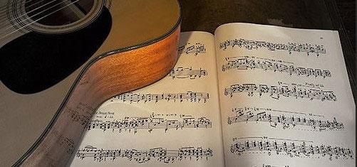 знание нотной грамоты (советы для начинающего гитариста)