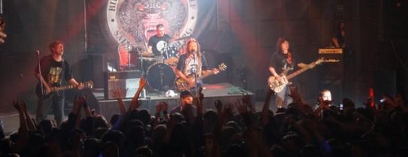 Гражданская Оборона, фото с концерта