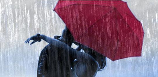 Жаль, что все влюбленные бояться дождя, аккорды