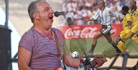 Аргентина - Ямайка 5:0 - ЧАЙФ - Аккорды