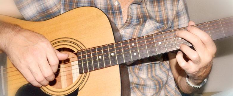 Легкие мелодии на гитаре