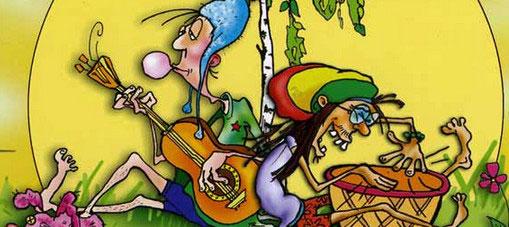 Gonja - Плющит - Аккорды на гитаре