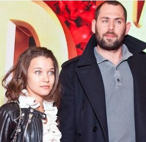 Семен Слепаков со своей супругой - фото
