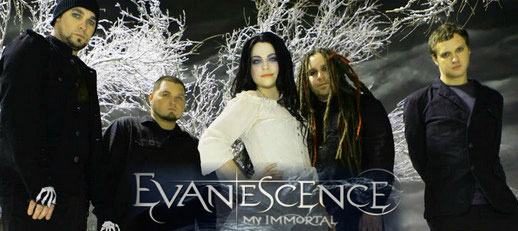 My Immortal - Evanescence - Аккорды
