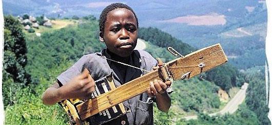 Afric Simone (Африк Симон) - Hafanana - Аккорды