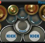 Приложение для андроид Real Drum