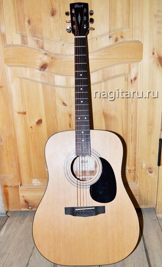 Акустическая гитара CORT AF510