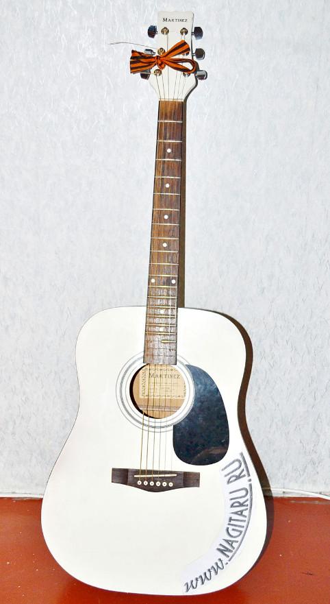 Акустическая гитара Martinez FAW-702